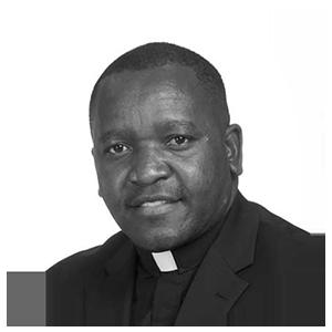 Seminarian John Leo Oduor